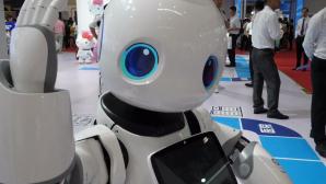 ρομποτ, συνεδριο, πεκινο