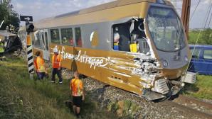 Σύγκρουση τρένου στην Αυστρία