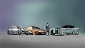 BMW VISION NEXT 100 , MINI VISION NEXT 100 , Rolls-Royce VISION NEXT 100