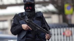 αστυνομικός στην Κωνσταντινούπολη