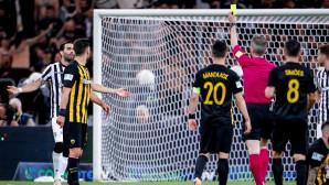 ΠΑΟΚ ΑΕΚ διαιτητής τελικός κυπέλλου