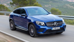 Mercedes GLC Coupe 250d 4MATIC