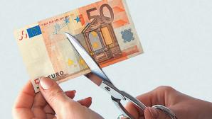 ψαλίδι σε ευρώ