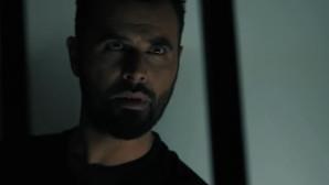 Ο Γιώργος Παπαδόπουλος σε κελί