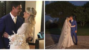 Ο λαμπερός γάμος του Ντόντα