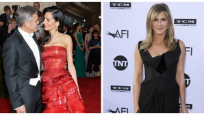 Η Jennifer Aniston και η Amal Alamuddin