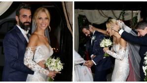 Οι φωτογραφίες από τον γάμο της Γαστεράτου