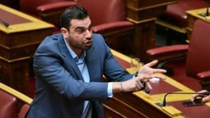 O βουλευτής του ΣΥΡΙΖΑ, Πέτρος Κωνσταντινέας