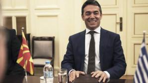 Ο υπουργός Εξωτερικών των Σκοπίων Νικόλα Ντιμιτρόφ