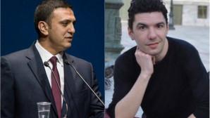 O Βασίλης Κικίλιας και ο Ζακ Κωστόπουλος