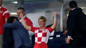 πρόεδρος Κροατίας Κολίντα Γκραμπάρ - Κιτάροβιτς