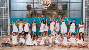 MasterChef Junior 22 μάγειρες