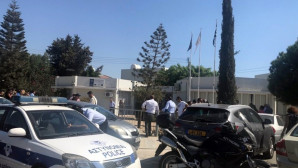 H πολυκατοικία που εντοπίστηκαν τα δύο αγόρια στην Κύπρο