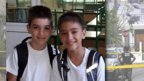Τα παιδιά που απάχθησαν στην Κύπρο