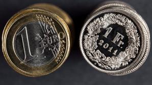 Ευρώ και ελβετικό φράγκο