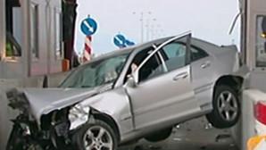 Ωραιόκαστρο διόδια ατύχημα