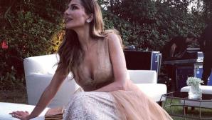 παρουσιάστρια Δέσποινα Βανδή εκπομπή