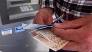 Ευρώ από μηχάνημα ΑΤΜ