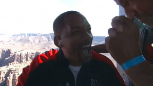 bungee jumping Will Smith