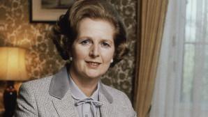 Margaret Thatcher Mikhail Gorbachev
