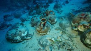 Αρχαιολογική έρευνα στον βυθό των Φούρνων