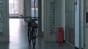 Ποδήλατο κινείται χωρίς οδηγό