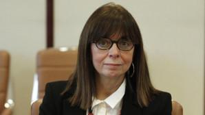 πρόεδρος ΣτΕ Αικατερίνη Σακελλαροπούλου