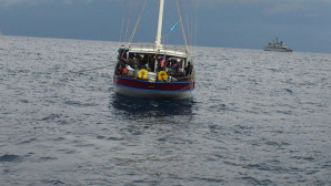 Σκάφος στην Αστυπάλαια