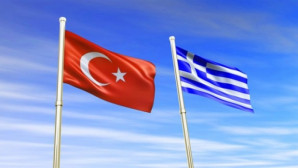 Ελλάδα Τουρκία σημαίες