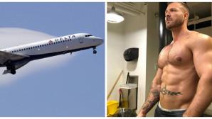 Αεροσυνοδός σεξ πορνοσταρ