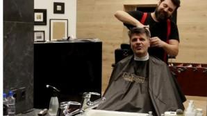 The Barber Show με τον Σπύρο Γραμμένο Φοίβος Δεληβοριάς