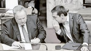 Νίκος Κοτζιάς και Αλέξης Τσίπρας