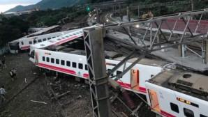 Πολύνεκρο δυστύχημα στην Ταϊβάν