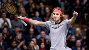 Ιστορική νίκη του Τσιτσιπά σε τουρνουά της ATP!