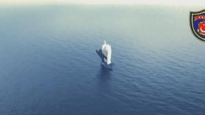 τουρκικό βίντεο βύθισης πλοίου