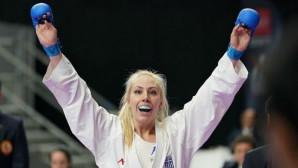 Η παγκόσμια πρωταθλήτρια Έλενα Χατζηλιάδου