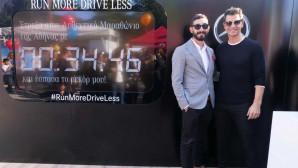 Mercedes 36ος Αυθεντικός Μαραθώνιος της Αθήνας