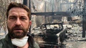 Φωτιά Καλιφόρνια σπίτια Καρντάσιαν Τζέραρντ Μπάτλερ