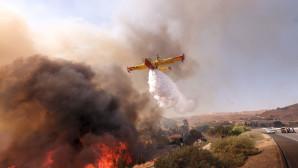Καλιφόρνια φωτιά