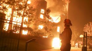 Καλιφόρνια φωτιές