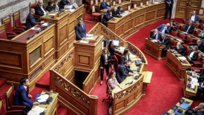 Τσίπρας Μητσοτάκης Βουλή