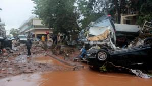 Μάνδρα φονική πλημμύρα