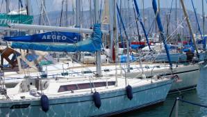 Μαρίνα σκάφη αναψυχής