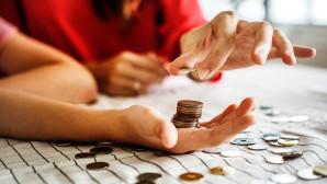 Μετρώντας κέρματα