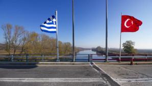 Ελληνοτουρκικά σύνορα στον Έβρο
