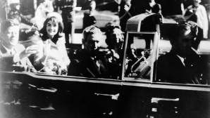 Τζάκι και Τζον Κένεντι την ημέρα της δολοφονίας του Προέδρου