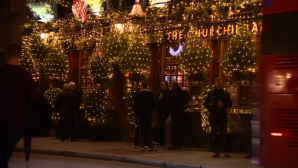 """The Churchill Arms"""