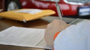 Υπογραφή συμβολαίου αγοραπωλησίας