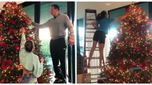 Jennifer Lopez: Μας δείχνει το Χριστουγεννιάτικο δέντρο του σπιτιού της!