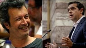 Πέτρος Τατσόπουλος Αλέξης Τσίπρας